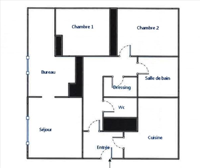 Vente appartement Vitry sur seine 213000€ - Photo 2