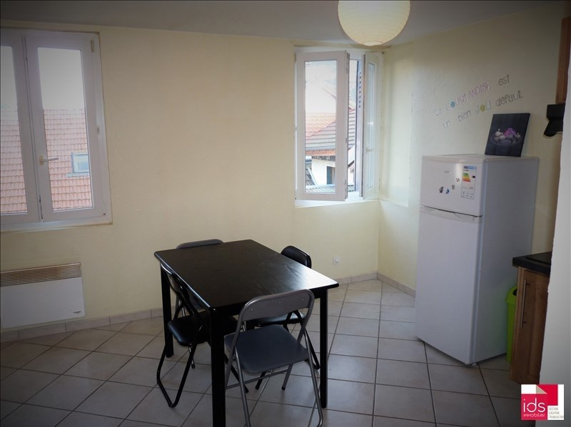 Sale apartment Allevard 69 000€ - Picture 1