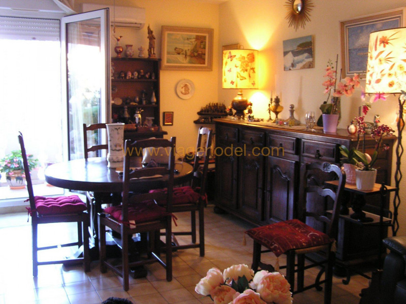 Life annuity apartment Hyères 55 000€ - Picture 5