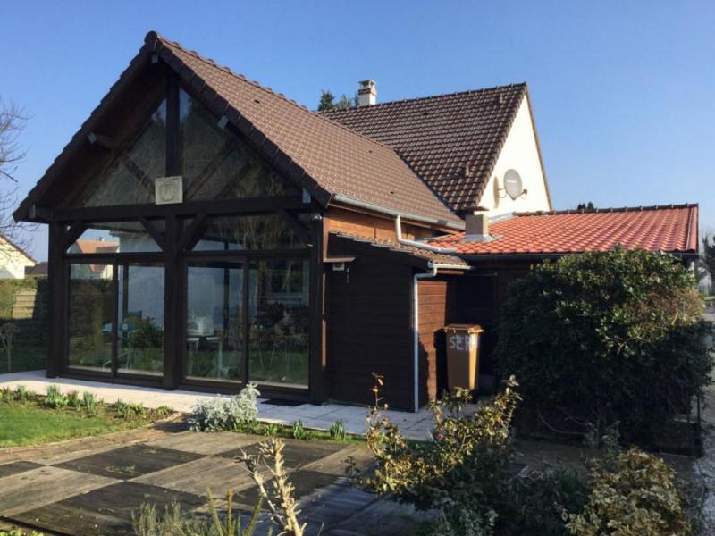 Sale house / villa Moyaux 236250€ - Picture 2