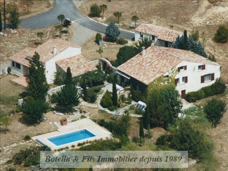 Verkoop  huis Barjac 421000€ - Foto 1
