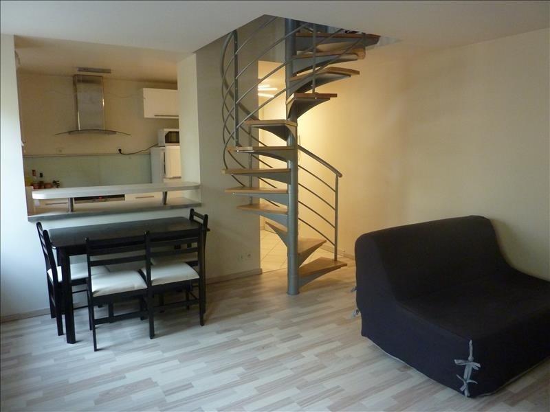 Rental apartment Bures sur yvette 941€ CC - Picture 2
