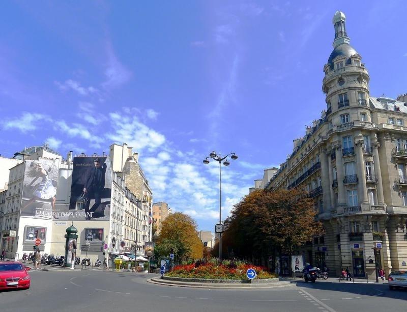 Commercial property sale shop Paris 16ème 165000€ - Picture 1