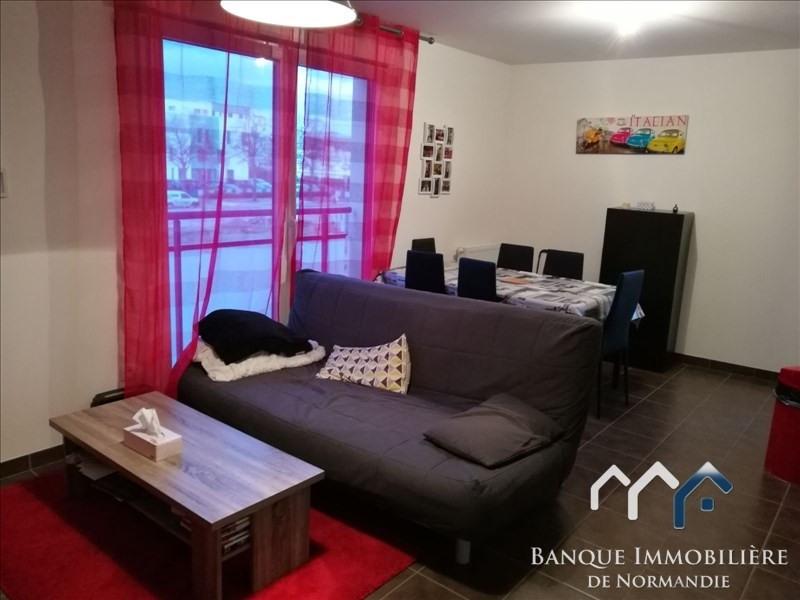Vente appartement Caen 115500€ - Photo 2