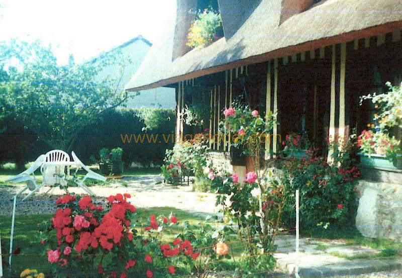 Lijfrente  huis Blacqueville 105000€ - Foto 1