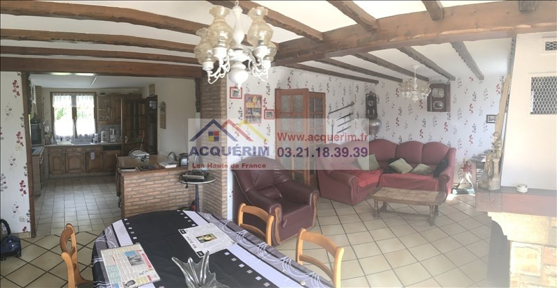Investment property house / villa Carvin 188000€ - Picture 3