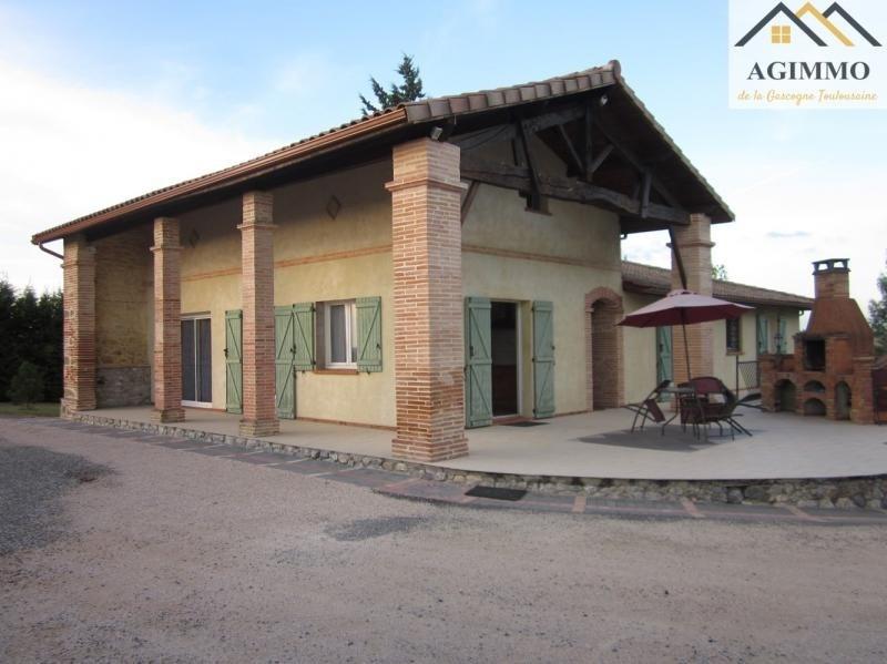 Sale house / villa L isle jourdain 282000€ - Picture 1