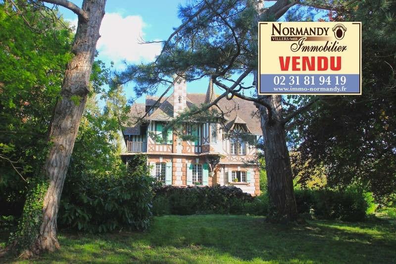 Deluxe sale house / villa Villers sur mer 1560000€ - Picture 1