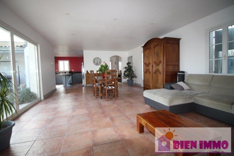 Vente maison / villa L eguille 329800€ - Photo 2