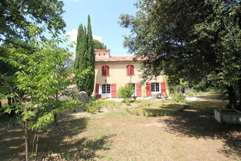 Vente de prestige maison / villa Jouques 598500€ - Photo 4