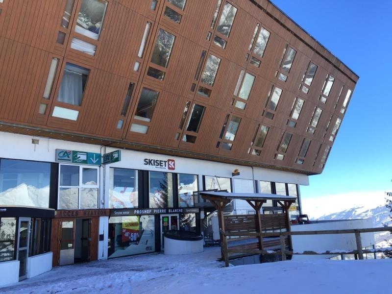 Vente appartement Les arcs 170000€ - Photo 1