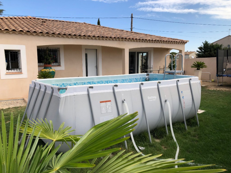 Vente maison / villa Manduel 270000€ - Photo 2