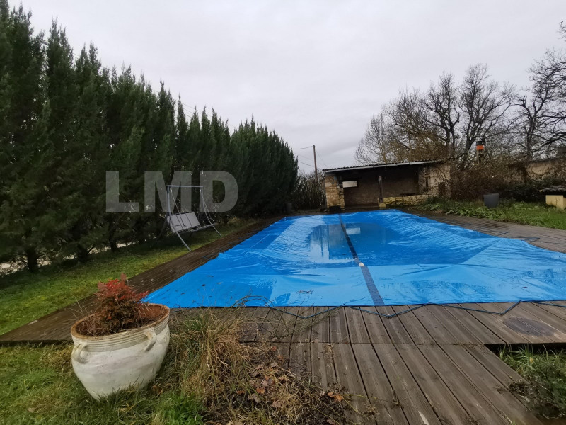 Vente maison / villa Solomiac 239000€ - Photo 8