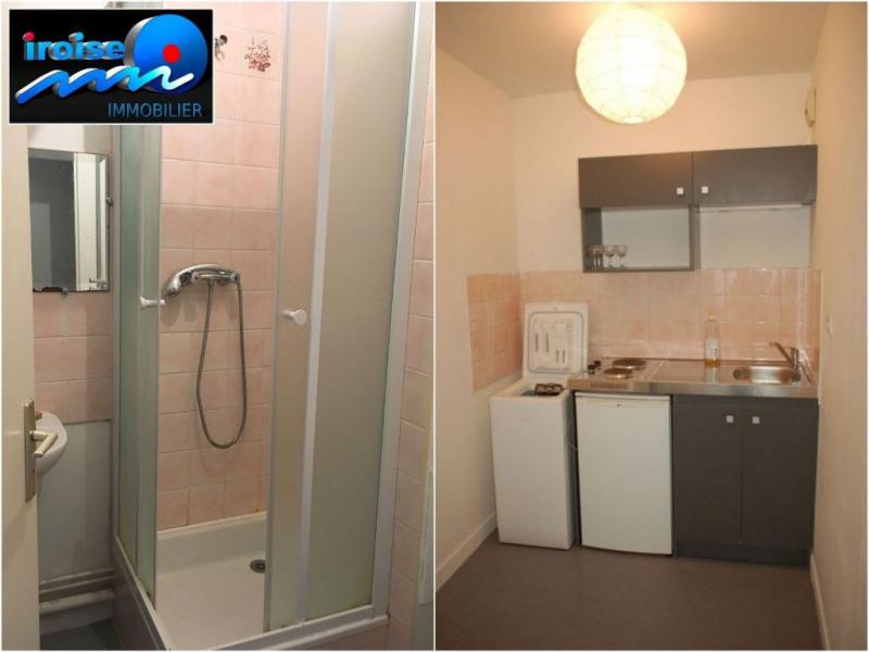 Rental apartment Brest 335€ CC - Picture 3
