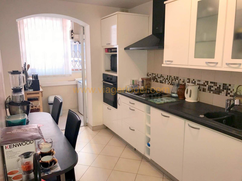 Life annuity apartment Nice 82500€ - Picture 3
