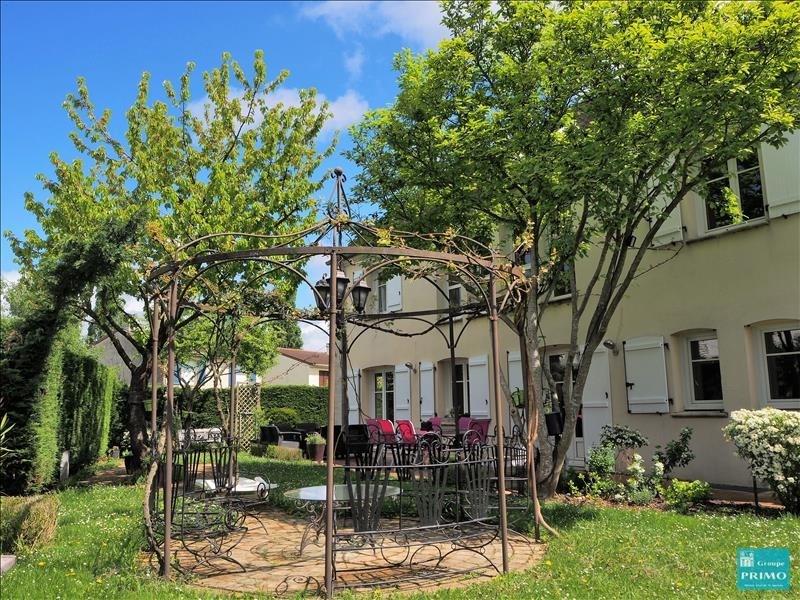 Vente de prestige maison / villa Verrieres le buisson 1445000€ - Photo 2