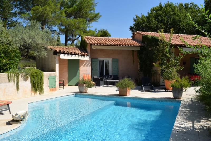 Verkoop van prestige  huis Cabrieres d'aigues 607950€ - Foto 8