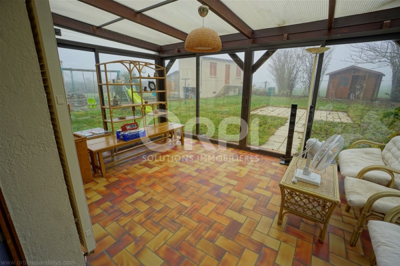 Sale house / villa Saint clair sur epte 164 000€ - Picture 2