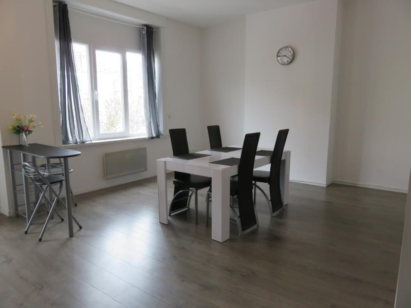 Rental apartment Coudekerque branche 650€ CC - Picture 1
