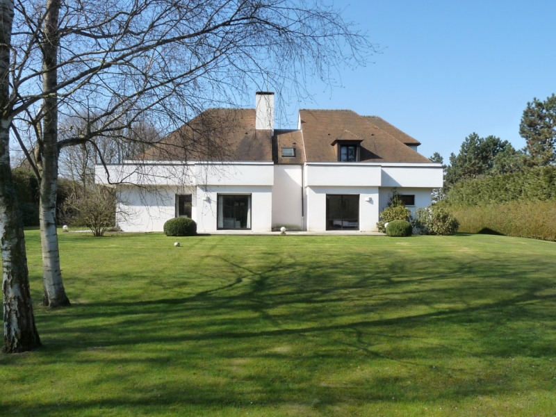Location maison / villa Saint-nom-la-bretèche 3990€ CC - Photo 1