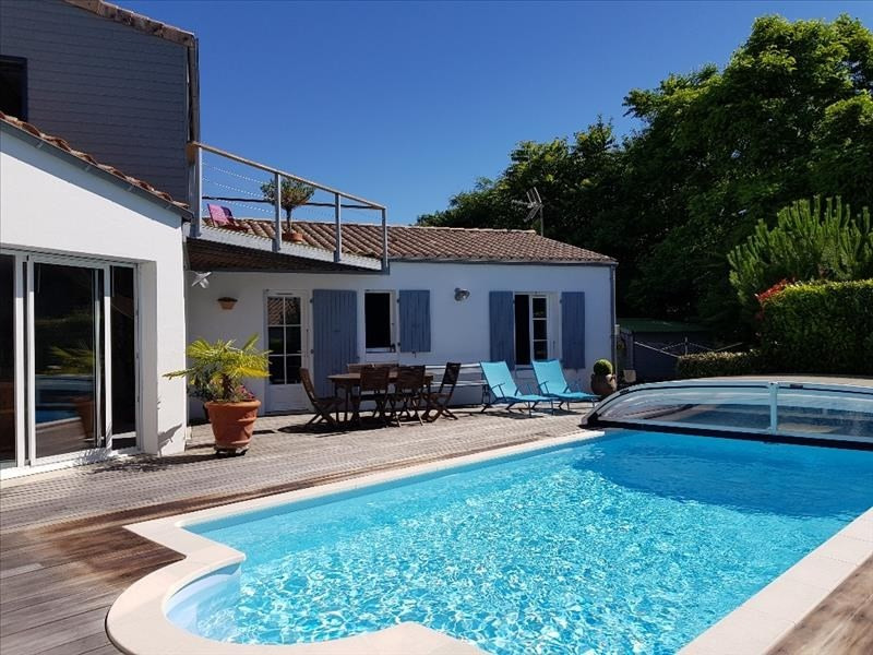 Verkoop  huis A 5 minutes du bord de mer 555000€ - Foto 3
