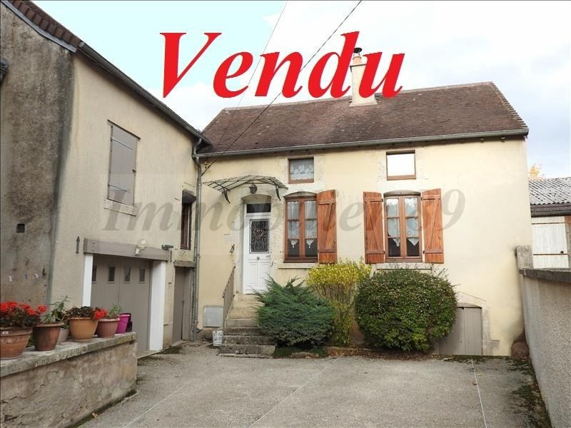 Sale house / villa Secteur laignes 95 000€ - Picture 1
