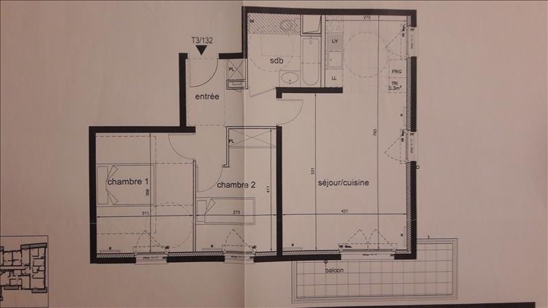 Deluxe sale apartment Sannois 330000€ - Picture 6
