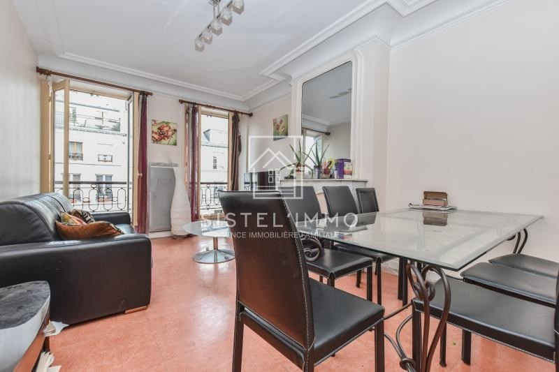 Sale apartment Paris 10ème 900 000€ - Picture 2
