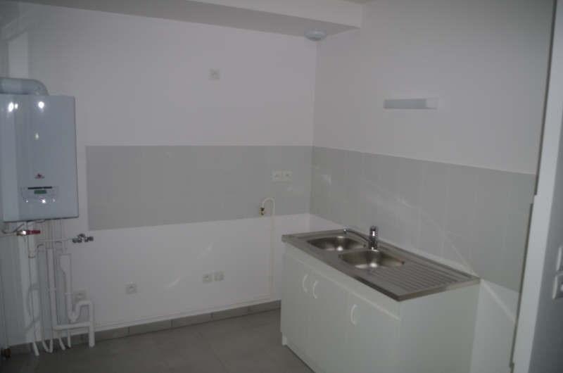 Rental house / villa Bernieres sur mer 671€ CC - Picture 2
