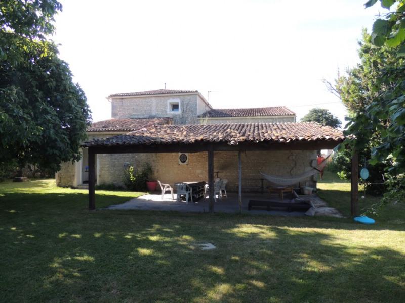 Vente maison / villa Saint romain de benet 219500€ - Photo 1