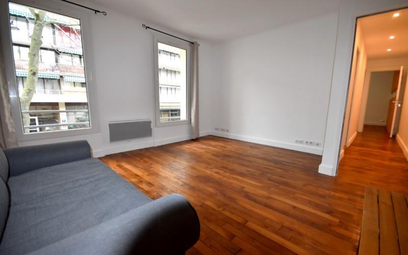 Rental apartment Boulogne billancourt 1270€ CC - Picture 1