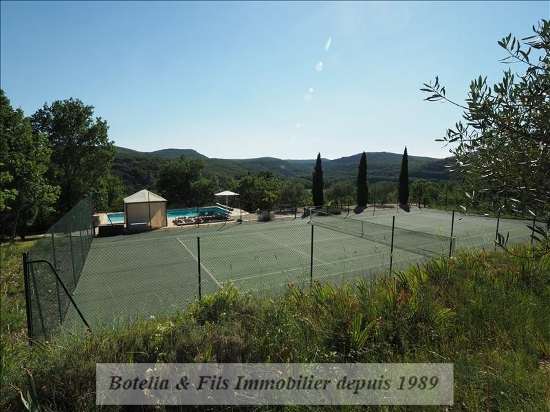 Verkoop van prestige  huis Goudargues 649000€ - Foto 10