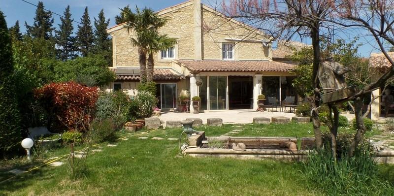Vente de prestige maison / villa Orange 586000€ - Photo 24