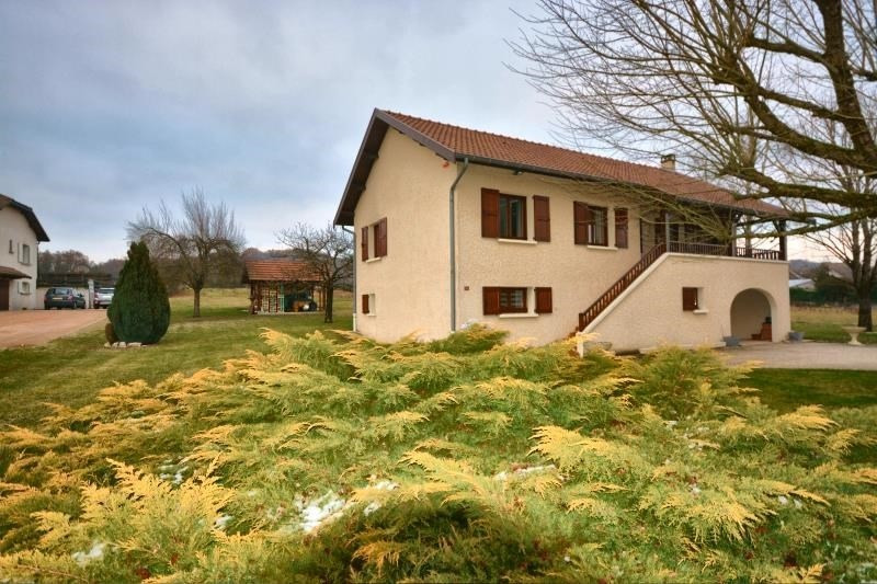 Vente maison / villa Morestel 285 000€ - Photo 2