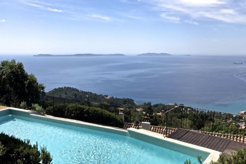 Deluxe sale house / villa Rayol canadel sur mer 1980000€ - Picture 1