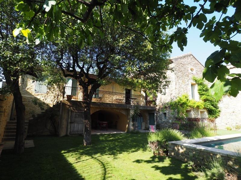 Immobile residenziali di prestigio casa Uzes 640000€ - Fotografia 12