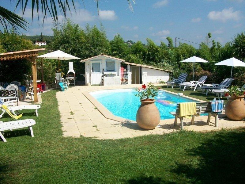 Immobile residenziali di prestigio casa Vallauris 1400000€ - Fotografia 9