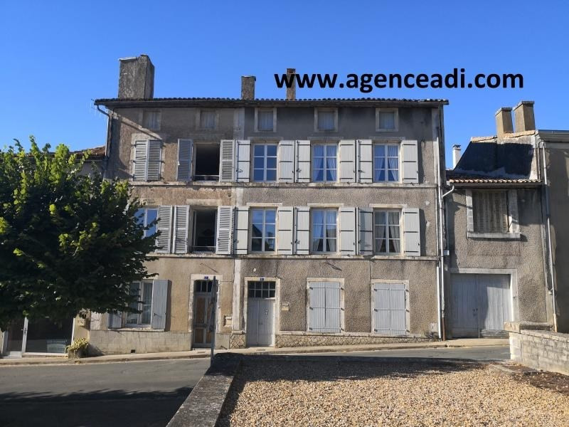 Vente maison / villa La mothe st heray 75 600€ - Photo 1