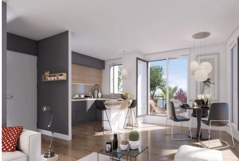 Vendita appartamento Colombes 4050000€ - Fotografia 3