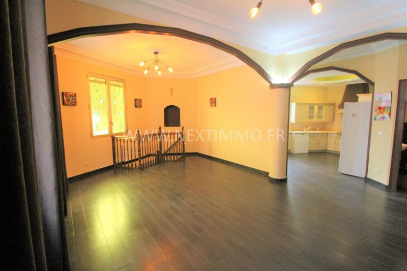 Revenda residencial de prestígio apartamento Menton 551200€ - Fotografia 1