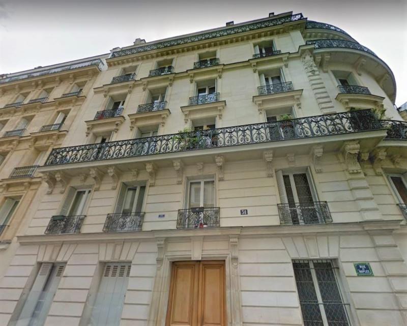 Sale apartment Paris 8ème 124000€ - Picture 1