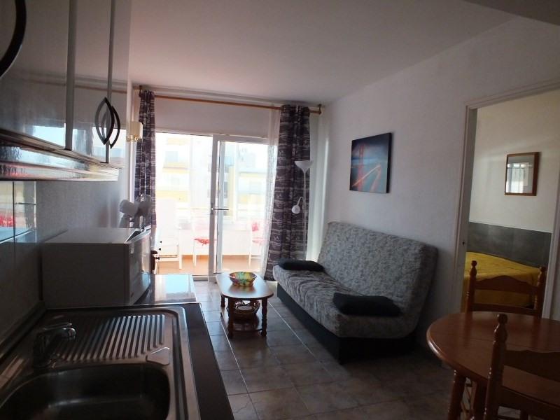 Alquiler vacaciones  apartamento Roses santa-margarita 360€ - Fotografía 11