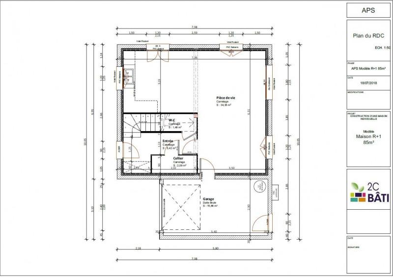 Sale house / villa Voglans 259000€ - Picture 4