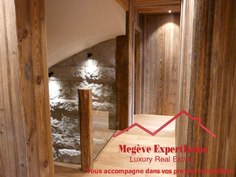 Vente de prestige appartement Megeve 1980000€ - Photo 6