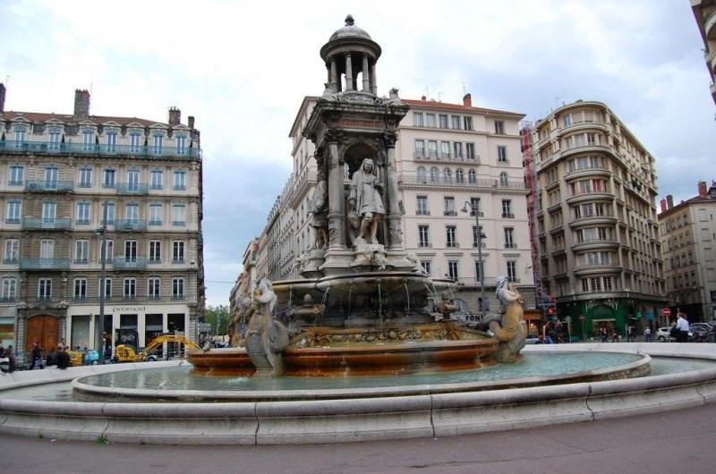Vente appartement Lyon 2ème 120000€ - Photo 1