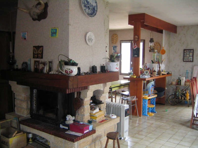 Vente maison / villa Exireuil 140 000€ - Photo 2