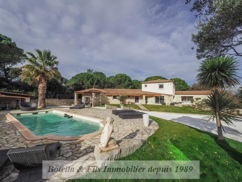 Vente de prestige maison / villa Pujaut 1050000€ - Photo 17