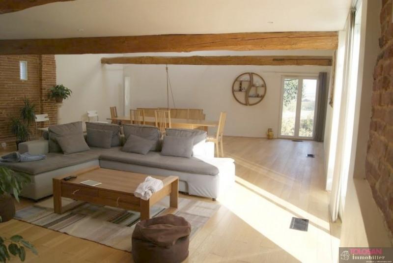 Vente maison / villa Ayguesvives secteur 450000€ - Photo 5