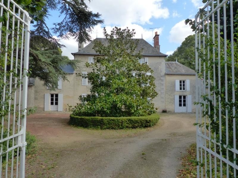 Deluxe sale house / villa Poitiers 535000€ - Picture 1