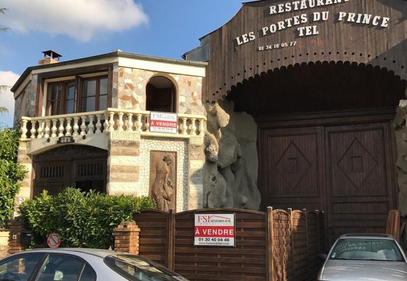 Sale house / villa St leu la foret 398000€ - Picture 1